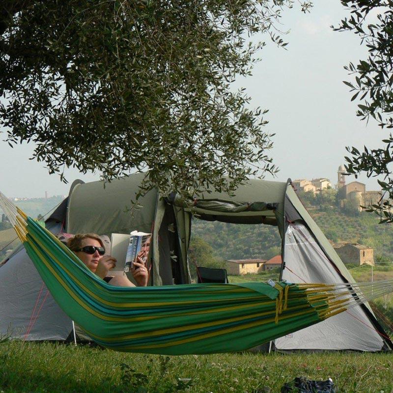 Villa Bussola, Agriturismo en kleine camping