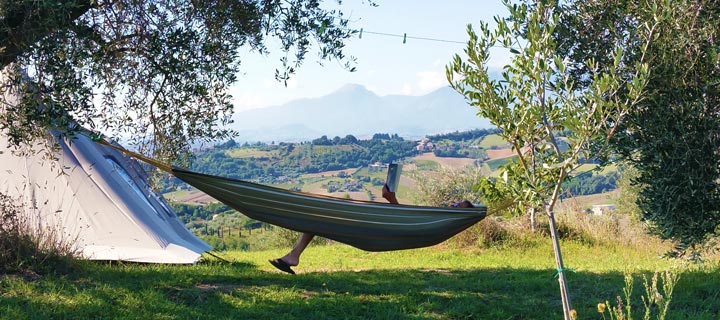 Agriturismo & kleine camping Villa Bussola